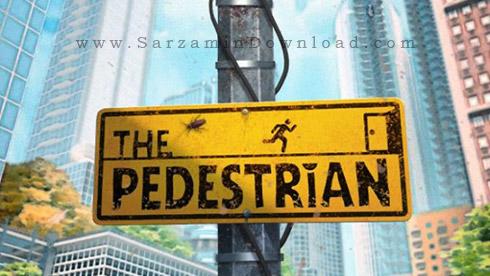 بازی عابر پیاده (برای کامپیوتر) - The Pedestrian PC Game