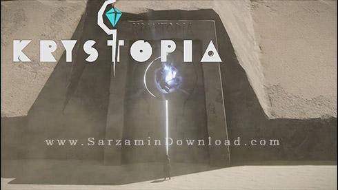 بازی کریستوپیا (برای کامپیوتر) - Krystopia A Puzzle Journey PC Game