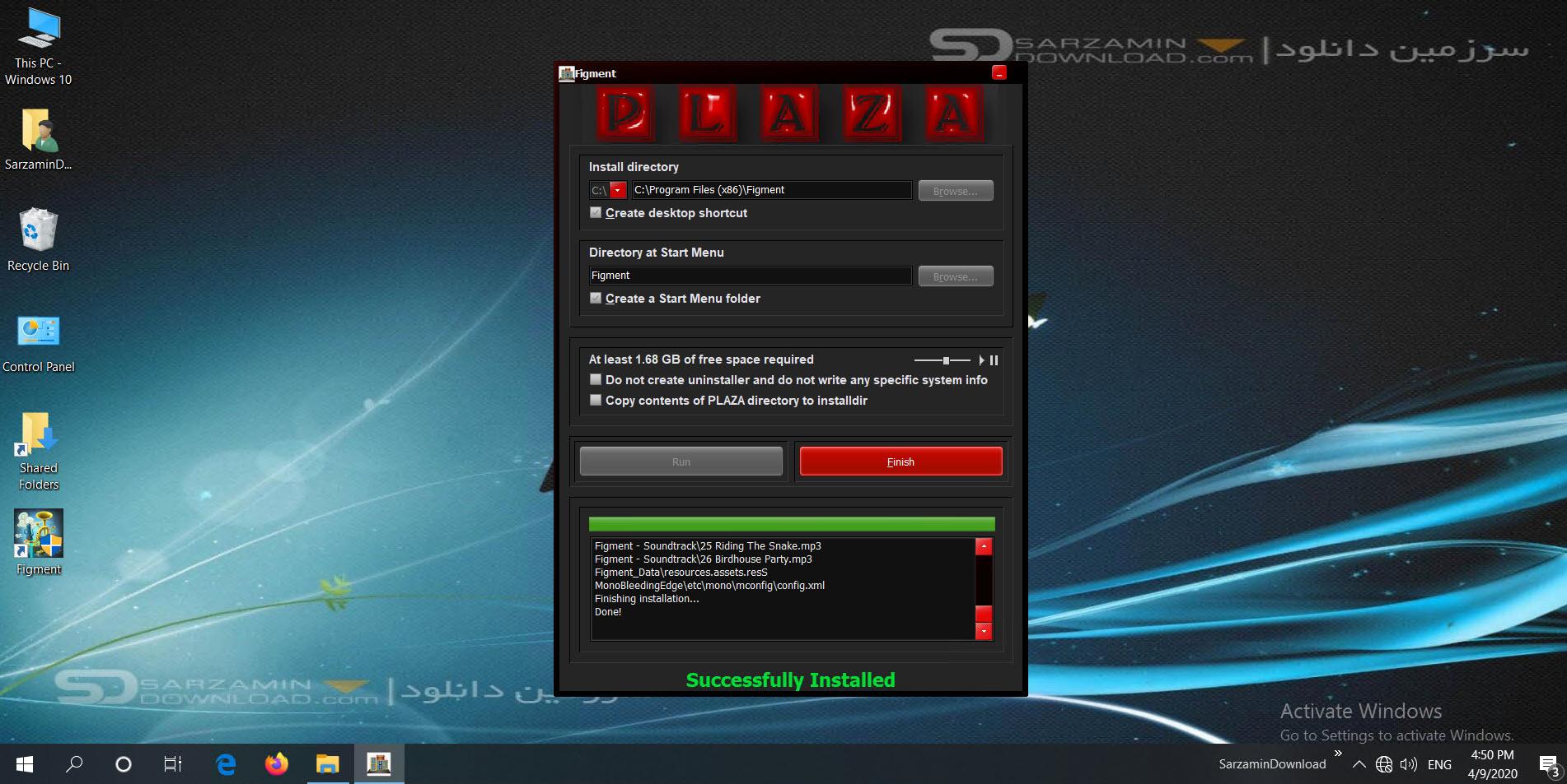 بازی افسانه (برای کامپیوتر) - Figment PC Game