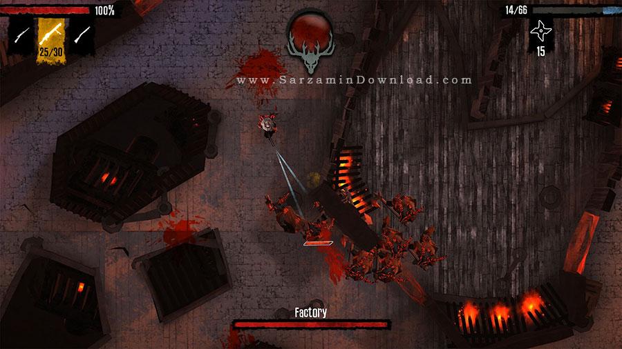 بازی مراسم تاج گذاری (برای کامپیوتر) - Ritual Crown of Horns PC Game