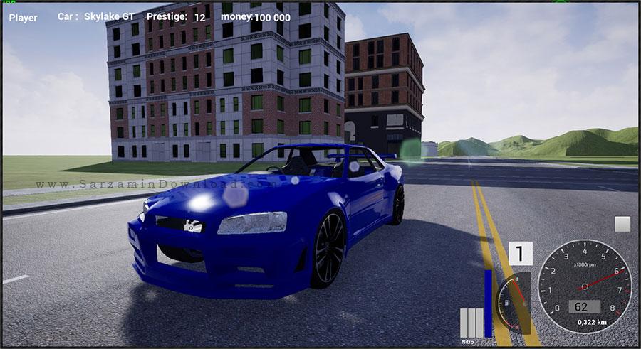 بازی مسابقات خیابانی 2020 (برای کامپیوتر) - Street Racing 2020 PC Game