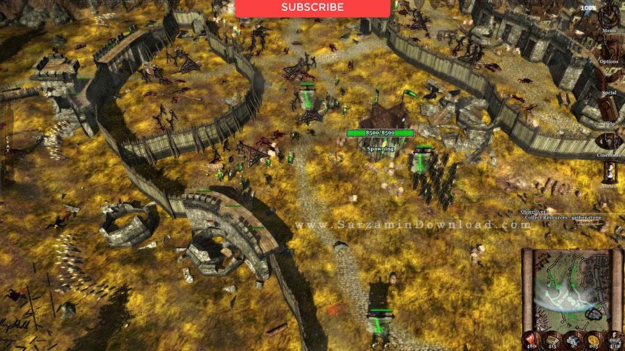 بازی جنگ پادشاهان 2 (برای کامپیوتر) - Kingdom Wars 2 Definitive Edition PC Game