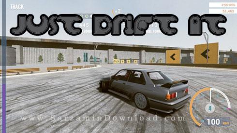بازی فقط دریفت کن (برای کامپیوتر) - Just Drift It PC Game