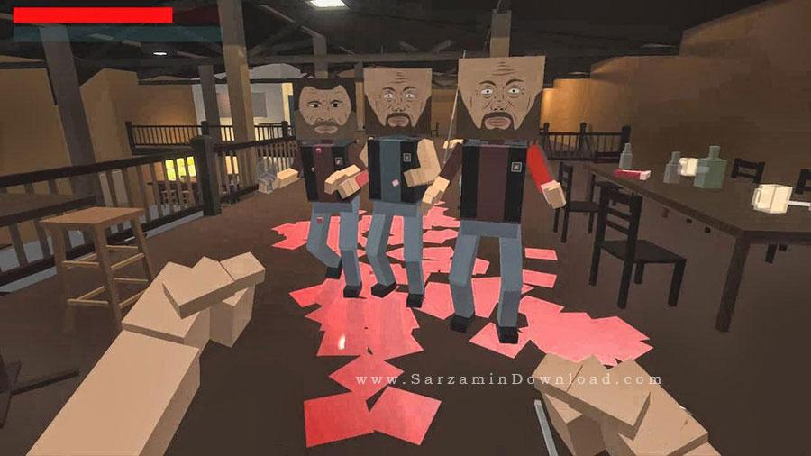 بازی شهر سرخ (برای کامپیوتر) - Red Town PC Game