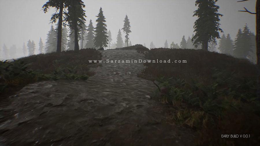 بازی منطقه ممنوعه چرنوبیل (برای کامپیوتر) - 30km survival zone Chernobyl PC Game