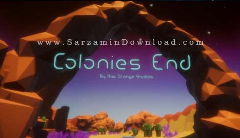 بازی پایان استعمار (برای کامپیوتر) - Colonies End PC Game