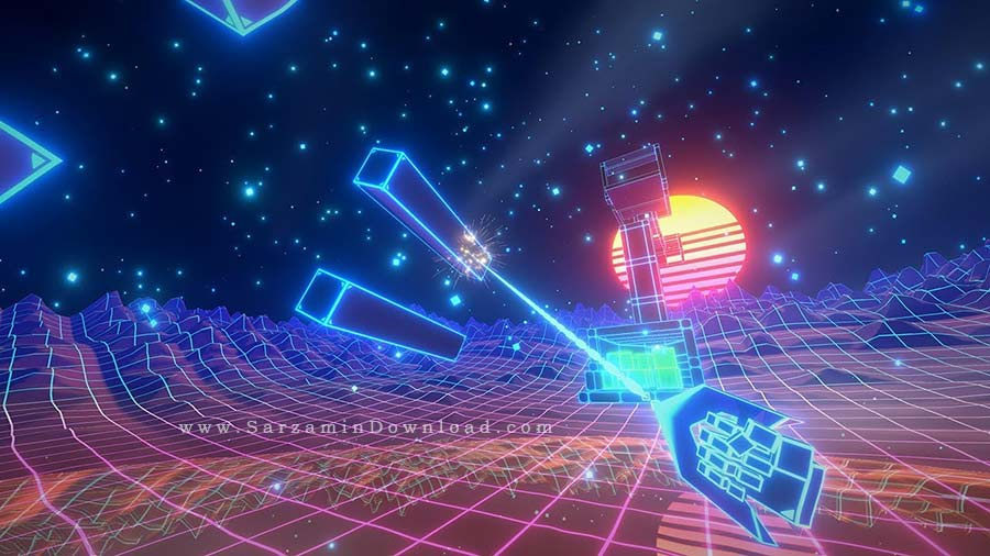 بازی قلاب سایبری (برای کامپیوتر) - Cyber Hook PC Game