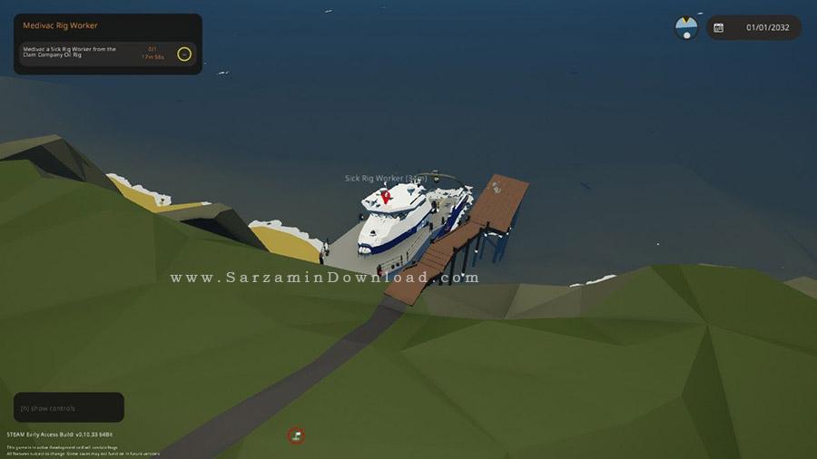 بازی کار سرعتی، ساخت و نجات (برای کامپیوتر) - Stormworks Build and Rescue PC Game