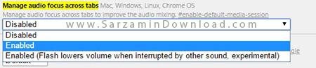 """آموزش ویژگی جدید گوگل کروم: """"Mute"""" کردن خودکار زبانهها"""