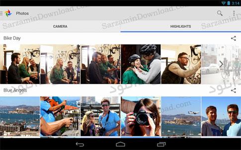 نرمافزار گوگل پلاس (برای اندروید) - Google Plus 9.2.0.139967573 Android