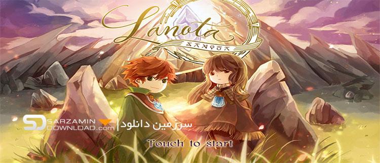 بازی موزیکال (برای اندروید) - Lanota 1.4.0 Android