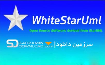 نرمافزار رسم نمودارهای UML برای توسعه و طراحی نرمافزار (برای ویندوز) - WhiteStarUML Portable 5.5.8.0 Windows