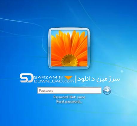 آموزش بازیابی رمز عبور ویندوز 7 در صورت فراموشی (فیلم آموزشی)