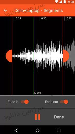 نرمافزار مجموعه زنگ موبایل (برای اندروید) - Audiko ringtones 2.25.24 Android
