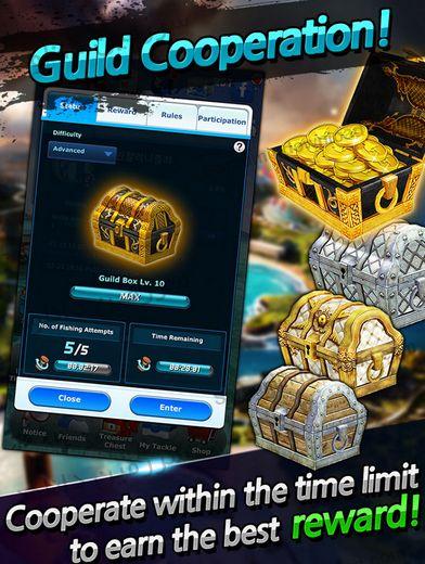 بازی ماهیگیری سه بعدی (برای اندروید) - Ace Fishing: Wild Catch 2.5.7 Android