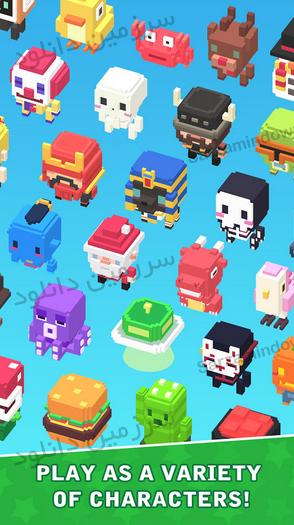 بازی مخلوقات مکعبی (برای اندروید) - Cube Critters 1.0.7.3029 Android