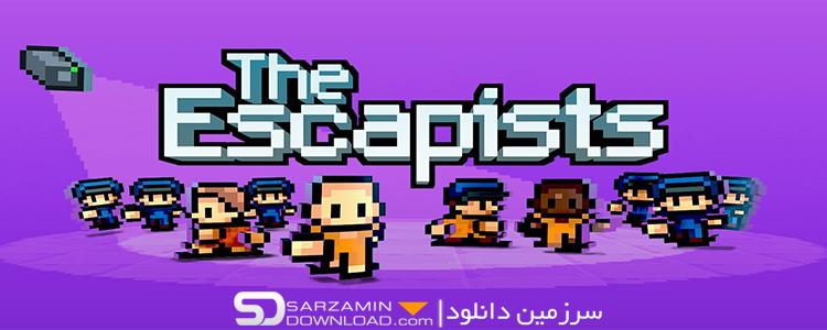 بازی فراریها (برای اندروید) - The Escapists 1.0.5 Android