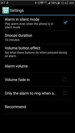 نرمافزار آلارم چرت زدن (برای اندروید) - Nap Alarm - No Ad 1.0.10 Android