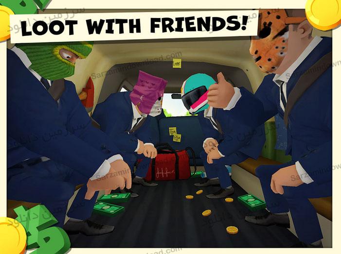 بازی رقابت تیراندازان با سارقان (برای اندروید) - Snipers vs Thieves 1.0.11499 Android