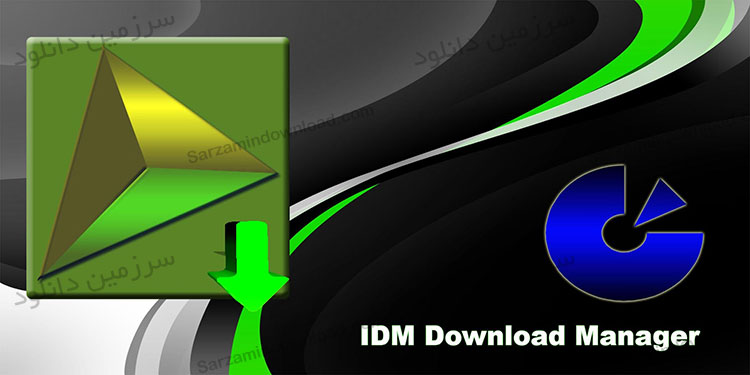نرم افزار دانلود منیجر (برای اندروید) - IDM Download Manager 6.26 Android