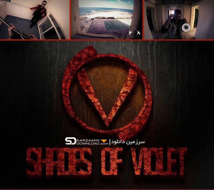 بازی اکشن سایه های بنفش (برای اندروید) - Shades of Violet - EPISODE 1 901