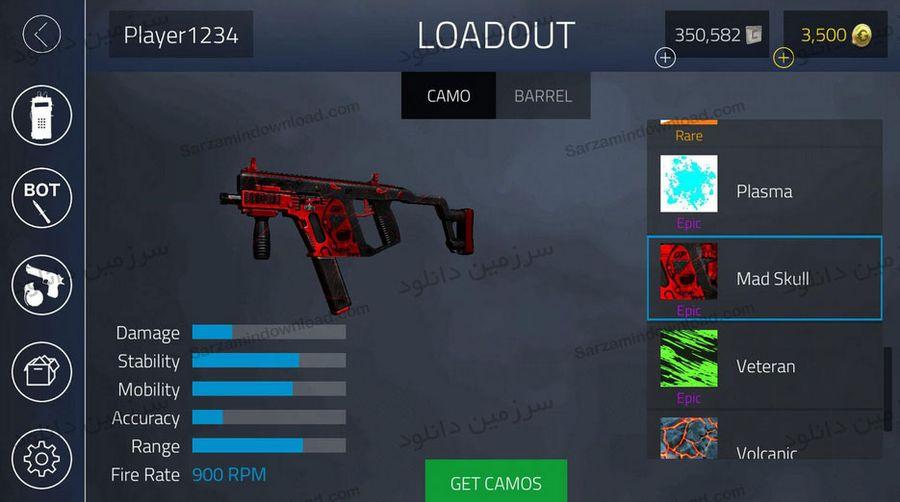 بازی حمله رو به جلو (برای اندروید) - Forward Assault 1.08.6 Android