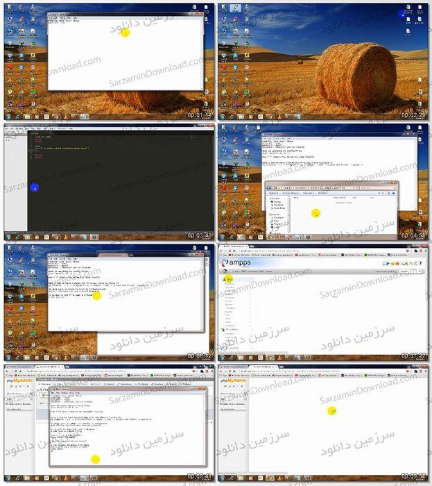 آموزش راهاندازی سرور مجازی با استفاده از نرمافزار AMPPS (فیلم آموزشی)