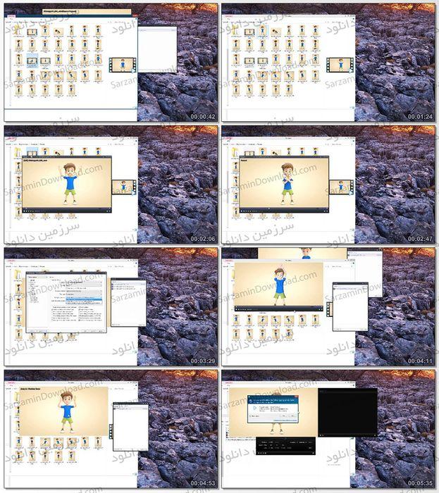 آموزش استفاده از نرمافزار پخش فیلم و فایل صوتی PotPlayer (فیلم آموزشی)