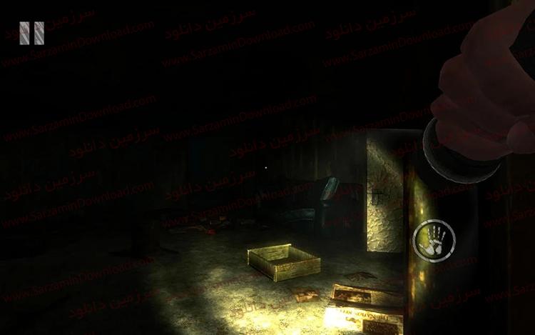 بازی خانه ترسناک (برای اندروید) - The House: Action-horror HD 1.3 Android