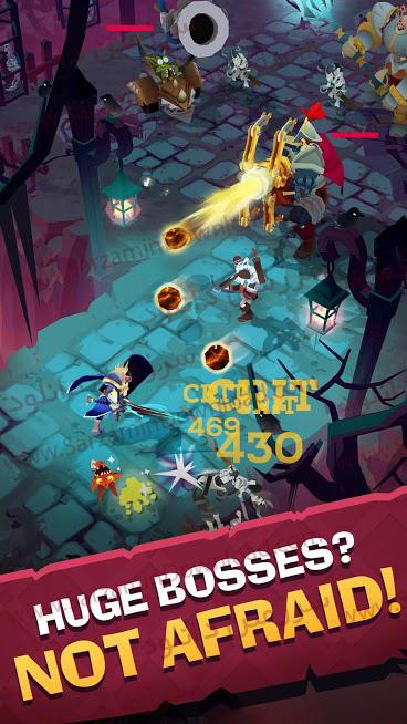 بازی ماموریت بزرگ (برای اندروید) - The Mighty Quest for Epic Loot 2.2.0 Android
