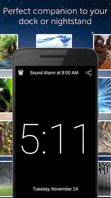 نرم افزار کمک به خواب آرام و راحت (برای اندروید) - White Noise Pro 7.7.6 Android