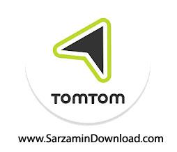 نرمافزار جیپیاس و ناوبری (برای اندروید) - TomTom Navigation 2.2.2 Android