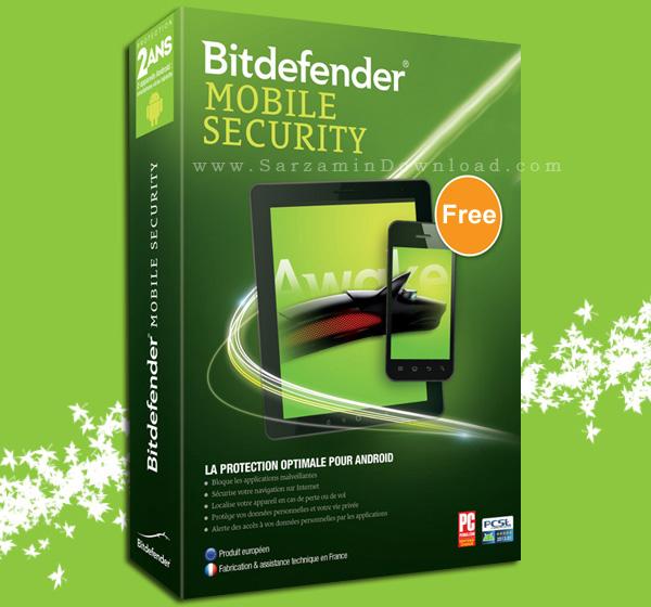 نرم افزار آنتی ویروس بیت دفندر (برای اندروید) - Bitdefender Mobile Security Antivirus 3.2 Android