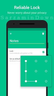 نرم افزار یادداشت برداری (برای اندروید) - GNotes Note Everything Premium v1.8 Android