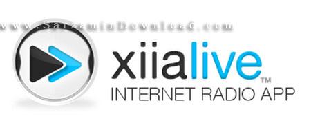 نرم افزار رادیو اینترنتی (برای اندروید) - XiiaLive Pro Internet Radio 3.3 Android