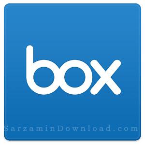 نرم افزار  آپلود ابری رایگان (برای اندروید) - Box 4.3.630 Android