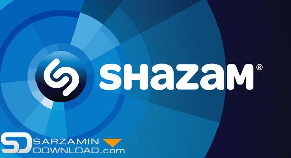 نرم افزار موزیک یاب شازم (برای اندروید) -  Shazam 7.9.0-17 Android