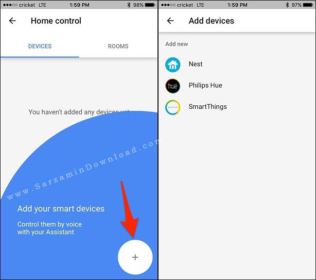 آموزش جامع کار با Google Home