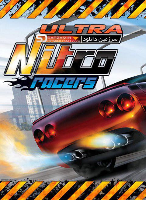 بازی ماشین رانندگان فوق العاده نیترو (برای ویندوز) - Ultra Nitro Racers 1.89 PC Game