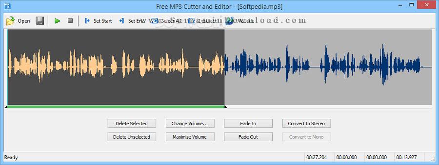 نرم افزار برش آهنگ (برای ویندوز) - Free MP3 Cutter and Editor 2.8.0.681 Windows