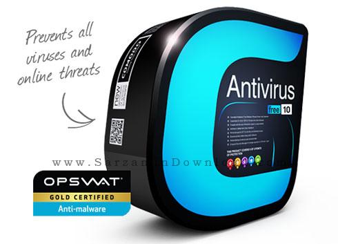 آنتی ویروس رایگان کومودو (برای ویندوز) - Comodo Antivirus 10.0.1.6294 Windows