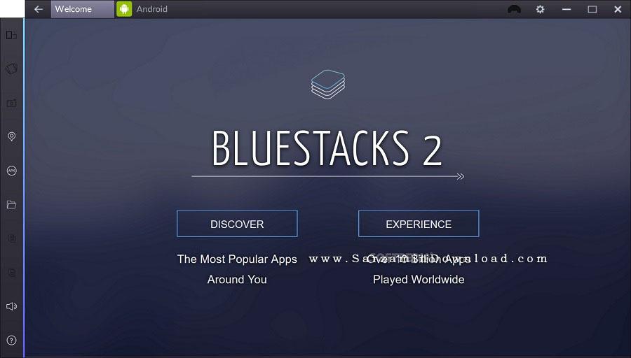 نرم افزار اجرای برنامه های اندروید در کامپیوتر، بلواستکس (برای ویندوز) - BlueStacks App Player 3.52.67.1911 Windows