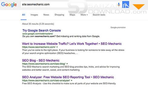 آموزش جستجو در هر وبسایت (حتی در آنها که قابلیت جستجو ندارند)