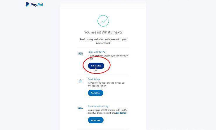 آموزش راه اندازی یک حساب PayPal