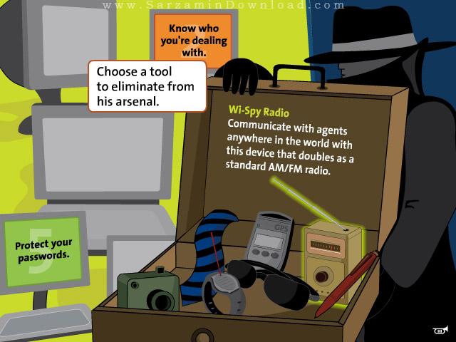 معرفی 6 بازی آموزشی اینترنتی برای افزایش هوشیاری کودکان در فضای مجازی
