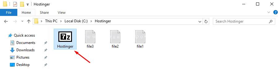 آموزش استفاده از نرم افزار 7Zip