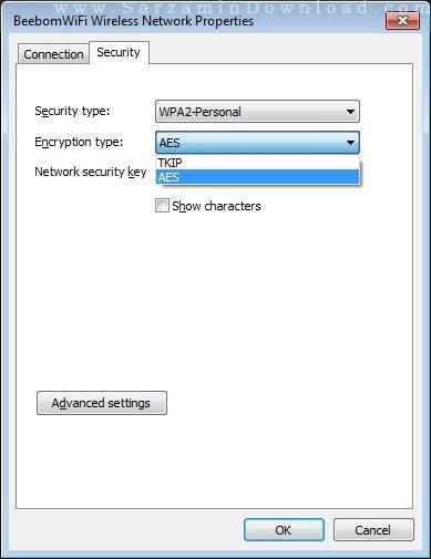 پروتکل های TKIP و AES وای فای چه هستند و چه تفاوتی با هم دارند؟