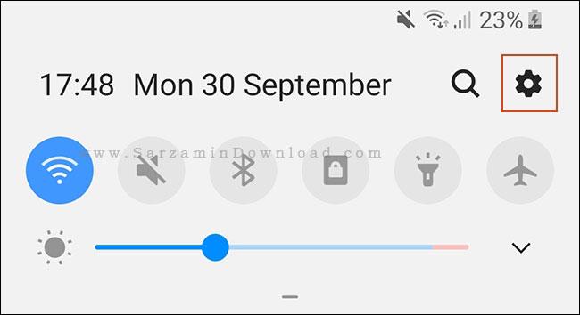 آموزش تبدیل گوشی اندرویدی به نقطه اتصال وای فای