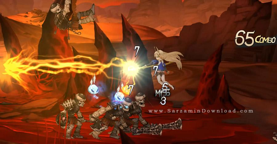 بازی جادو (برای کامپیوتر) - Magia X PC Game