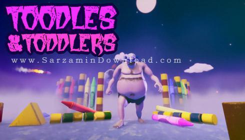 بازی جنون کودک (برای کامپیوتر) - Toodles and Toddlers PC Game